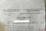 Phong tỏa tài khoản ngân hàng của lãnh đạo Công ty Địa ốc Alibaba