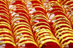Ngày 24/8: Vàng tăng vọt lên 42,6 triệu đồng/lượng