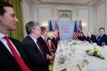 Tổng thống Trump và lãnh đạo các nước tranh cãi nảy lửa về việc cho Nga trở lại G7