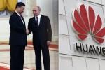Huawei thương lượng sử dụng hệ điều hành Nga