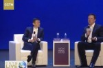 """Elon Musk gặp Jack Ma: """"Loài người chỉ như con tinh tinh so với AI"""""""