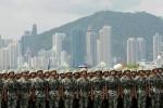Quân đội Trung Quốc tuyên bố về Hồng Kông
