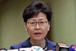 Trung Quốc bác đề xuất nhượng bộ biểu tình Hong Kong