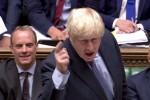 Hạ viện Anh bác bỏ đề xuất bầu cử sớm của Thủ tướng Johnson
