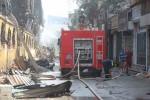 Cháy nhà máy Rạng Đông, chính quyền quận Thanh Xuân vô cảm với dân ra sao?