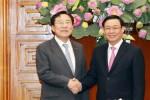 Hàn Quốc muốn xây dựng các khu công nghiệp chuyên biệt tại Việt Nam