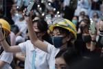 Người Hong Kong vẫn biểu tình