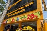Thế Giới Di Động khai trương 25 cửa hàng chuyên bán laptop