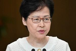 Lãnh đạo Hong Kong yêu cầu Mỹ không can thiệp