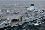 """TQ cảnh báo Anh đưa tàu sân bay đến Biển Đông là """"hành động thù địch"""""""