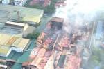 Vụ cháy Rạng Đông: Bộ TN-MT nói gì về rút tin thủy ngân gấp 10-30 lần WHO khuyến cáo?