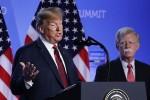 Ông Trump nói John Bolton không hòa đồng với mọi người trong chính quyền