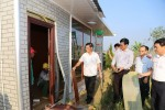 Hải Phòng yêu cầu tháo dỡ hàng loạt nhà tạm xây dựng trái phép của doanh nghiệp Trung Quốc