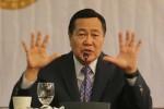 Thẩm phán Philippines: Gác lại phán quyết Biển Đông chẳng khác nào từ bỏ