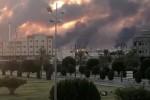 """""""Cơn đau tim"""" tại nhà máy lọc dầu Arab Saudi"""