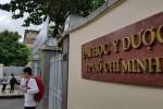 """Phát triển Trường ĐH Y dược TP.HCM thành ĐH Sức khỏe: """"Dân ngành y"""" nói gì?"""