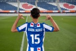 """HLV Lê Thụy Hải: """"Văn Hậu hoàn toàn có thể cạnh tranh suất ở SC Heerenveen"""""""