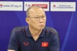 HLV Park Hang Seo: Đừng nói chuyện hợp đồng, tôi đang hạnh phúc ở Việt Nam