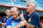 """Báo Hàn: """"Guus Hiddink từ chức có một phần tác động từ HLV Park Hang-seo"""""""