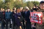 Biểu tình chống ảnh hưởng của Trung Quốc ở Kazakhstan