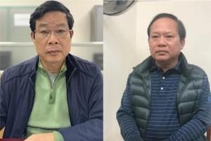 Hai cựu Bộ trưởng Thông tin Truyền thông bị đề nghị khai trừ Đảng