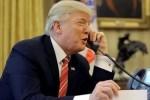 Quốc hội Mỹ muốn tiếp cận các cuộc điện đàm của Trump