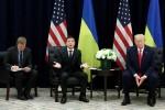 Tuyên bố bất ngờ của Nga liên quan tới bê bối điện đàm của Tổng thống Trump