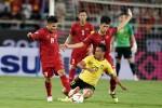 Hàng thủ Malaysia cần giảm thiểu sai sót trước Việt Nam