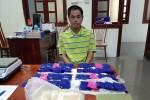 Bắt xe khách lên Điện Biên mua 1 bánh heroin và 14.000 viên ma túy