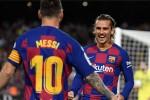 Messi ép HLV Barca loại Griezmann khỏi đội hình chính