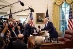 Tổng thống Trump khoe: Trung Quốc bắt đầu mua rất nhiều nông sản Mỹ