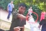 Phó trưởng công an xã rút súng dọa dân: Công an tỉnh lên tiếng