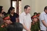 Vợ Chủ tịch Hà Giang cũng nhắn tin nhờ nâng điểm thi