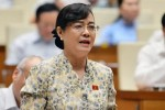 Đại biểu Quốc hội khóc khi đề nghị giảm giờ làm cho công nhân