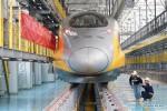 Đường sắt cao tốc của Trung Quốc chạy thử nghiệm đạt tốc độ kỷ lục 385km/h, cao hơn 10% so với tốc độ thiết kế