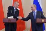 Nga và Thổ Nhĩ Kỳ đạt thỏa thuận về biên giới Syria