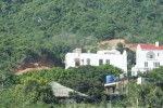 Nha Trang dừng thi công khu biệt thự trên núi Cô Tiên