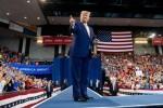 TT Trump huy động tiền ở mức kỷ lục, đảng Dân chủ lo sợ
