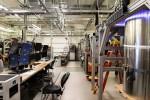 Đây là siêu máy tính lượng tử Google Sycamore, được lưu giữ tại -273 độ C, giải được bài toán mọi máy tính trên thế giới chịu thua