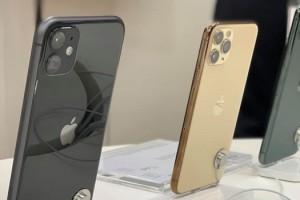 Bộ 3 iPhone 11 lập kỷ lục về lượng đặt cọc