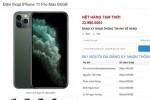 Lần đầu iPhone cháy hàng tại Việt Nam sau 5 năm