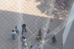 Bị người nhảy lầu tự tử đè trúng, nam sinh viên ĐH Kiến trúc bị thương nặng