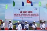 Nguy cơ mất hàng trăm triệu USD tại dự án điện Long Phú 1
