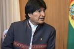 Tổng thống Bolivia Evo Morales từ chức