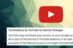 """YouTube cập nhật từ 10/12: sẽ xóa tài khoản của bạn nếu chúng không """"khả thi về mặt thương mại"""""""