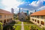 Nhà thờ và Tu viện Thủ Thiêm được xếp hạng di tích