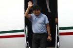 Cựu Tổng thống Bolivia đến Mexico