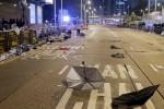 Bộ trưởng Tư pháp Hồng Kông bị tấn công, Chủ tịch Trung Quốc ra tuyên bố khẩn cấp