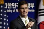 """Mỹ nói Hàn Quốc giàu, cần chi thêm """"phí bảo vệ"""""""