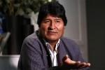 """Morales nói """"không vấn đề"""" khi bị cấm tái tranh cử"""